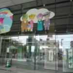 2009「ひだまりの小さな書作展」NHK放送技術研究所展